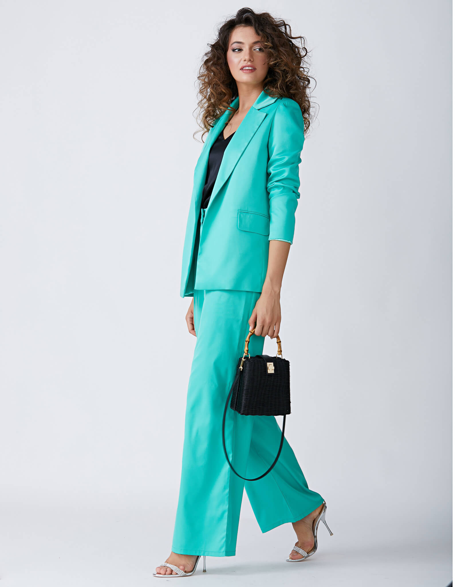 Pantaloni mint EVERYDAY