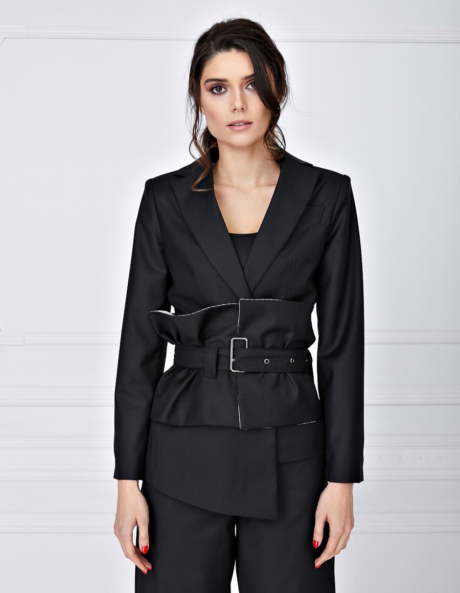 Costum negru LOUBIBLUES