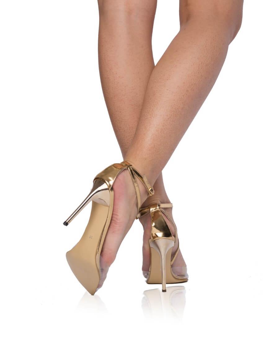 Sandale GOLDEN STRAP