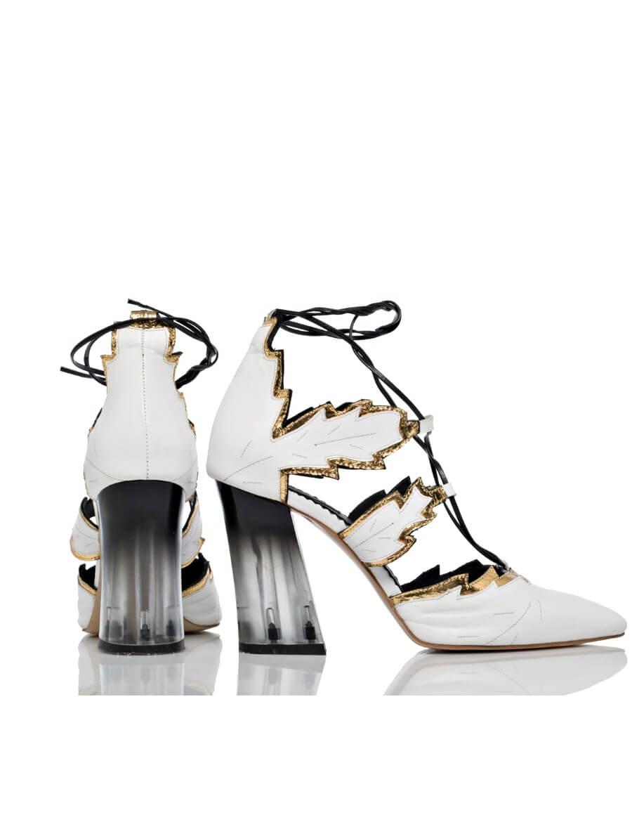 Sandale piele LEAF FAIRY
