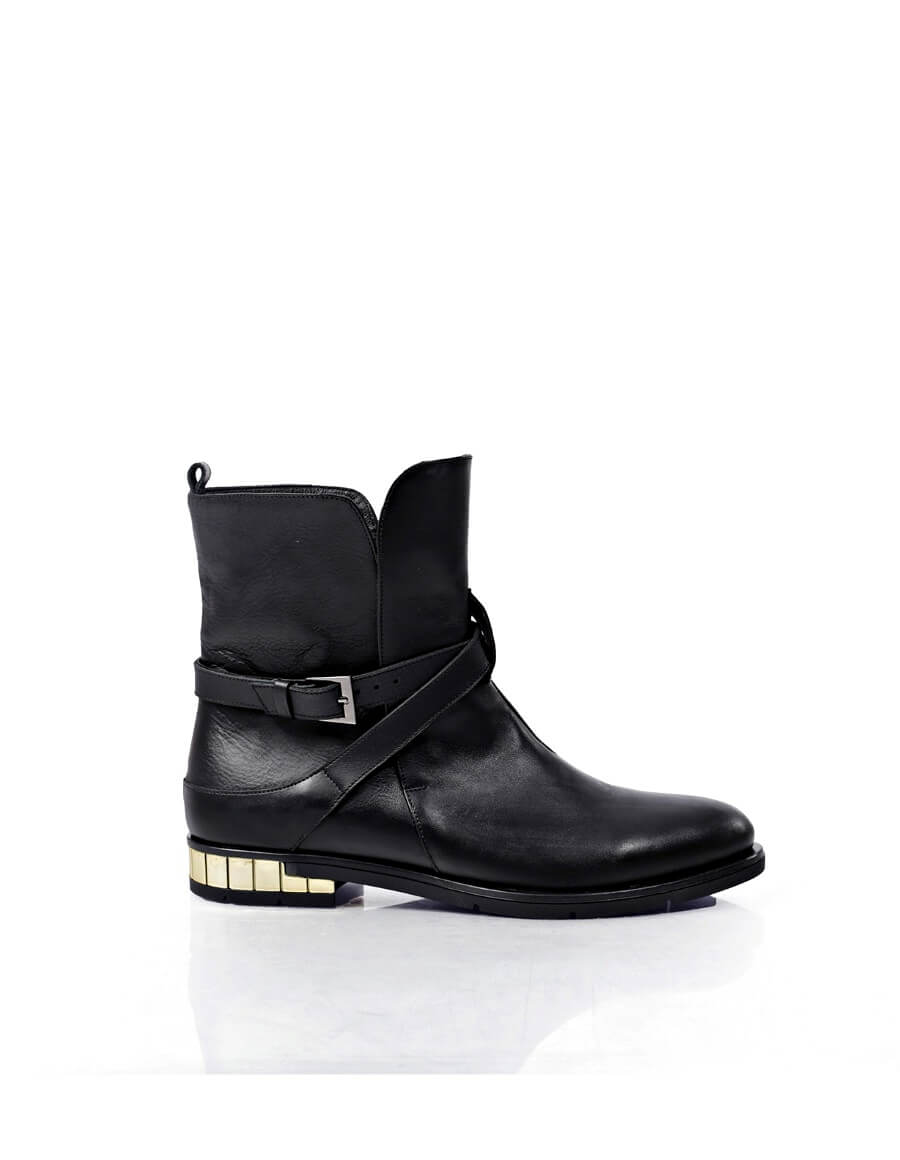 MILANO Leather Boots